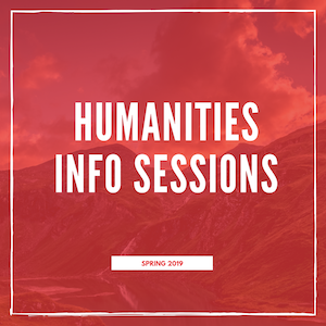Humanities Info Session 3