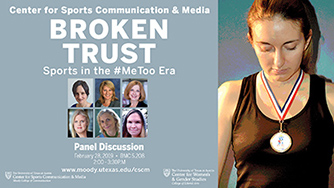Broken Trust: Sports in the #MeToo Era