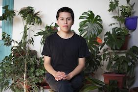 Sebastián Calfuqueo, Mapuche audiovisual artist