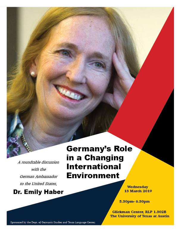 Germany's Role in a Changing International Environment