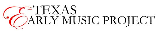 Texas Early Music Project Logo