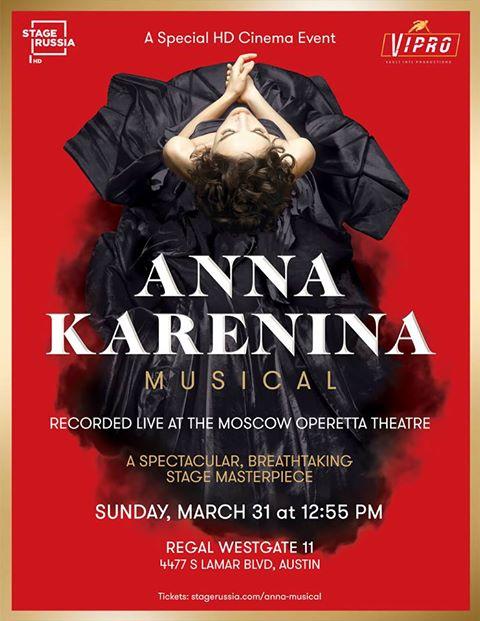 Film: Anna Karenina
