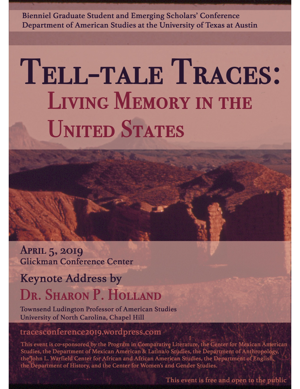 Tell-Tale Traces: Living Memory in the United States