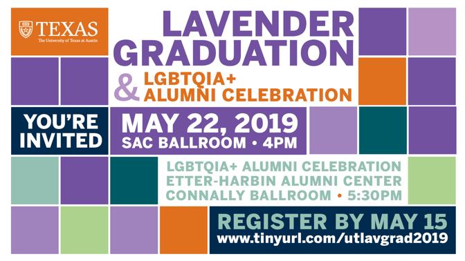 Lavender Graduation!