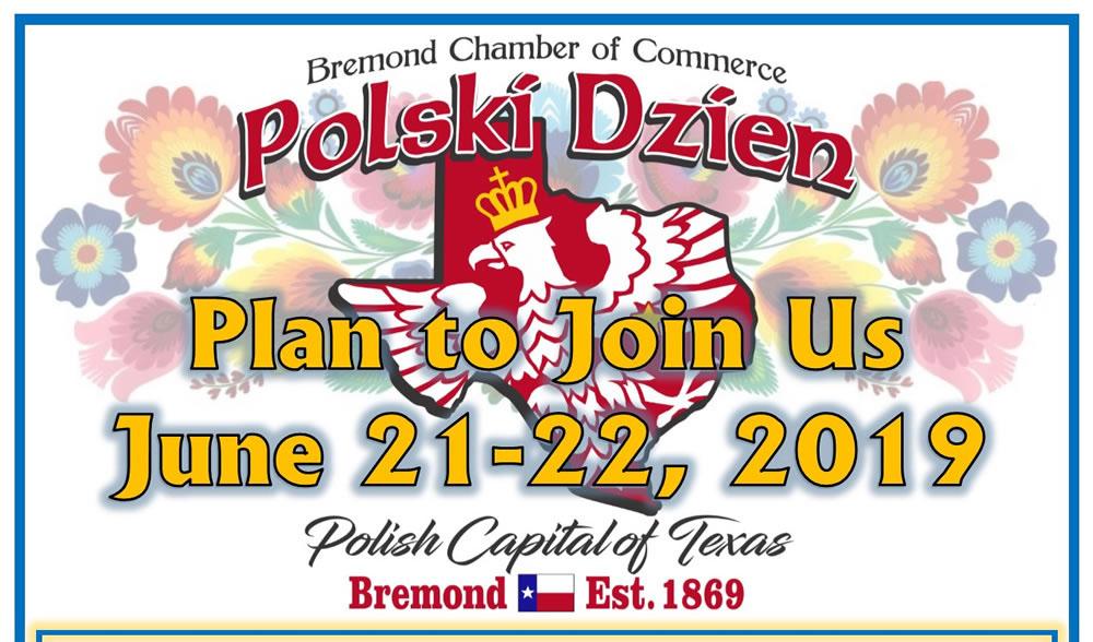Bremond Polish Festival