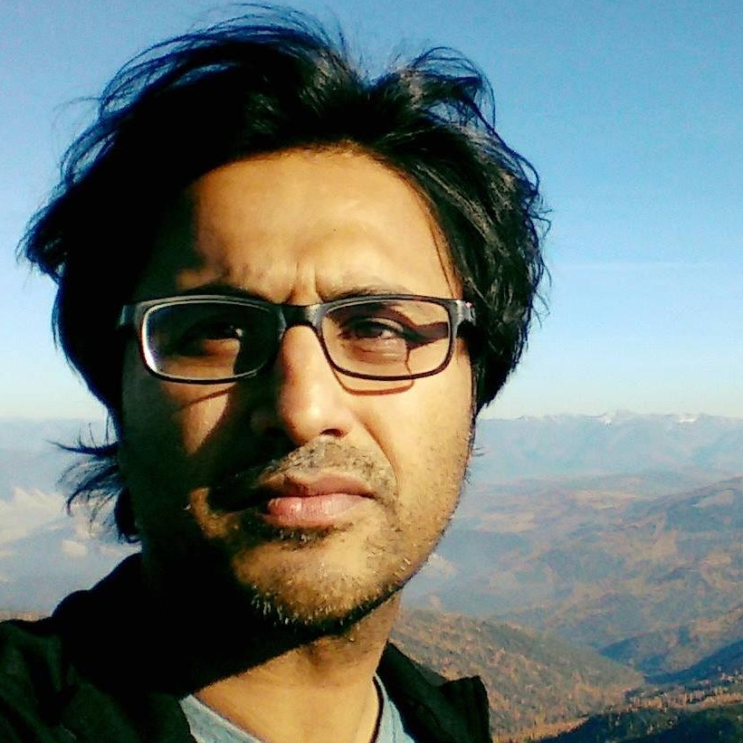 Comparative Speaker Series- Abhishek Chatterjee (Univ of Montana)