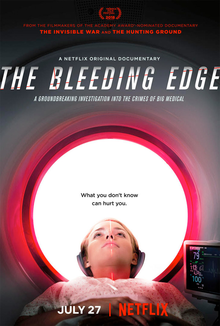 The Bleeding Edge Movie Poster