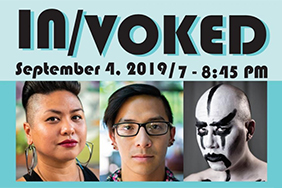IN/VOKED: A LGBTQ Asian American Pacific Islander Panel Discussion