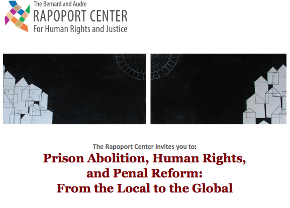 Prison Abolition, Human Rights, and Penal Reform: From the Local to the Globe