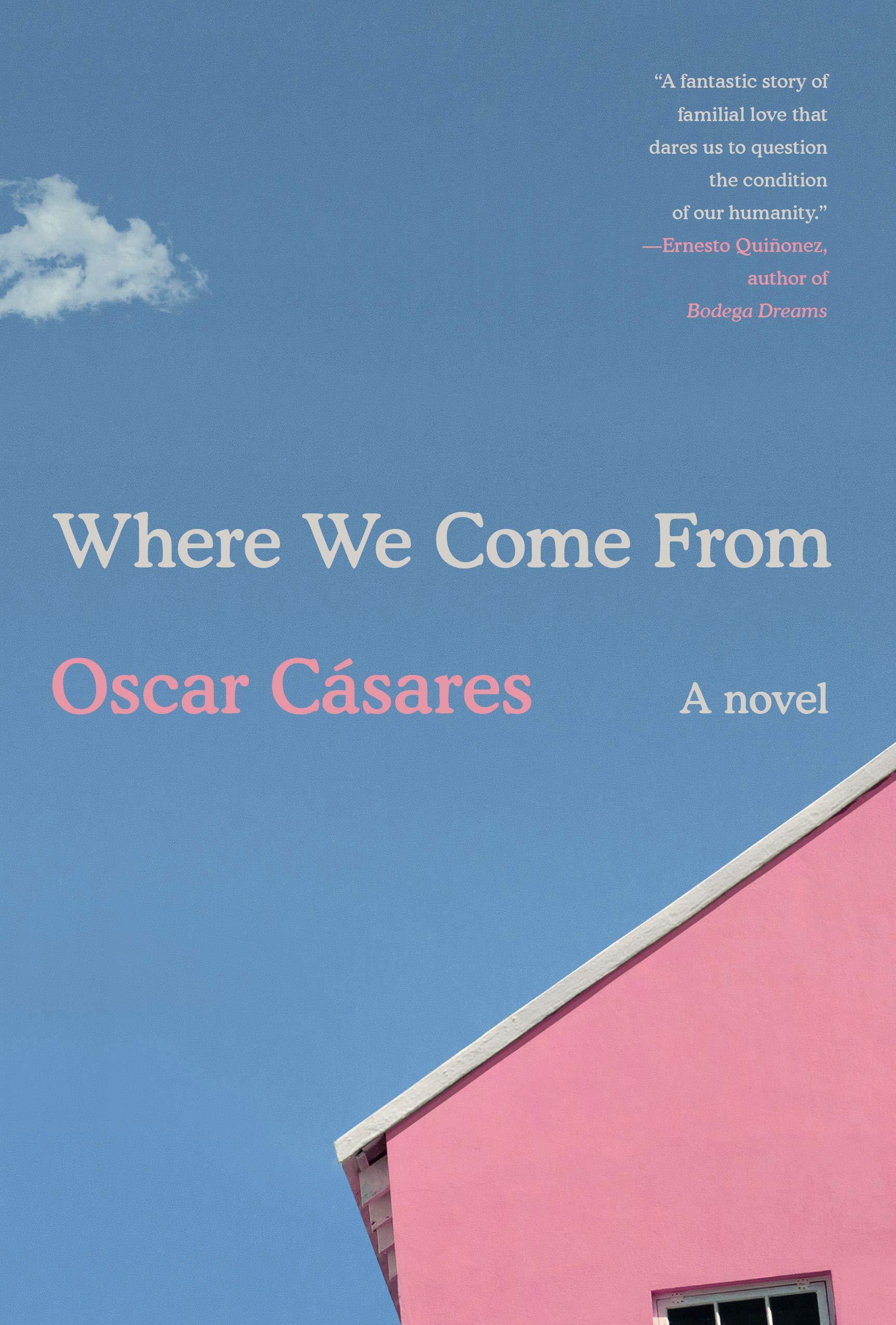 Oscar Casares Reading: