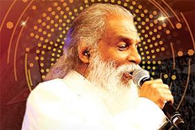Concert: Padmavibhusan Dr. K. J. Yesudas — Multilingual Live Music Concert