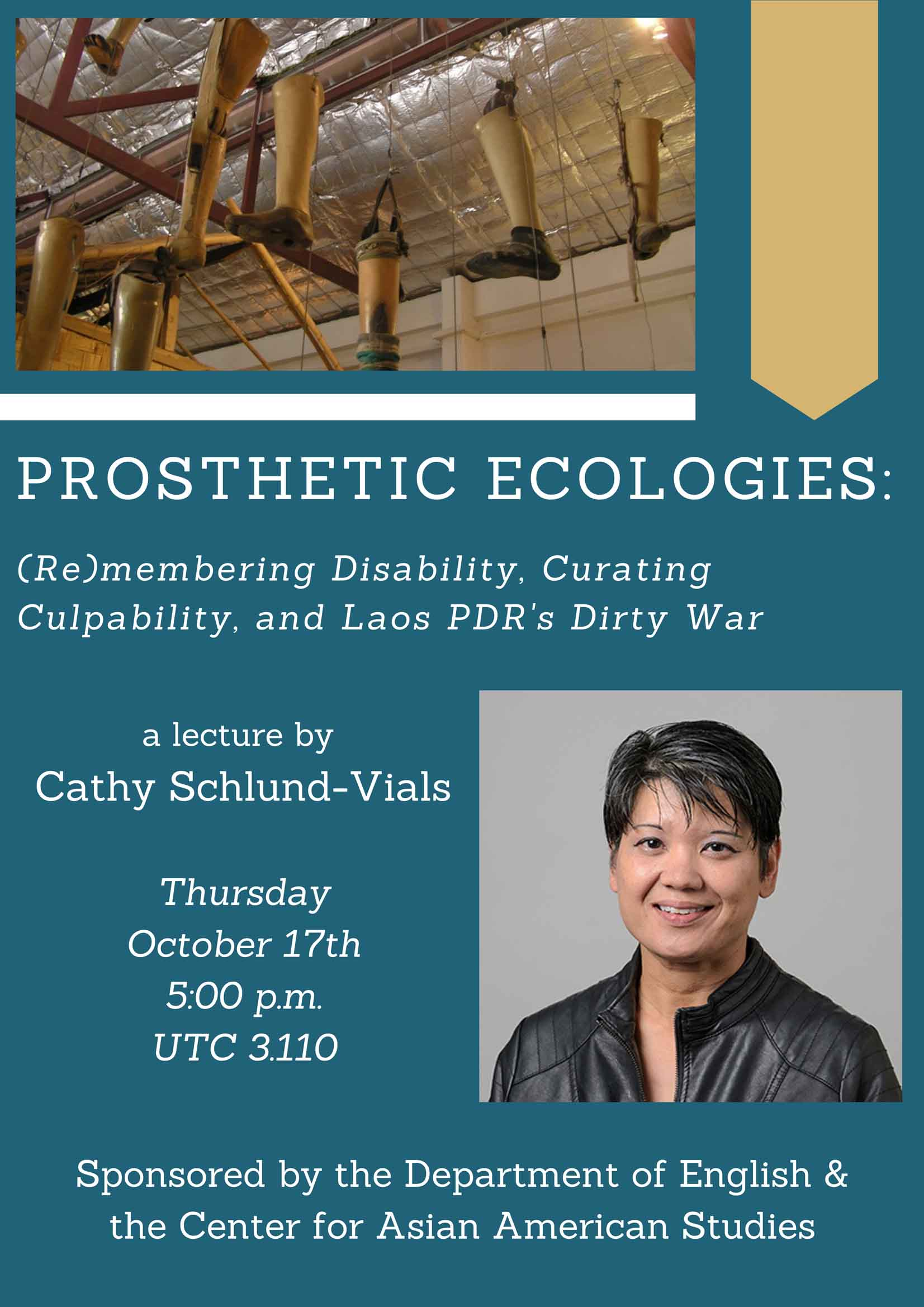 Prosthetic Ecologies: (Re)Membering Disability, Curating Culpability, and Laos PDR's Dirty War