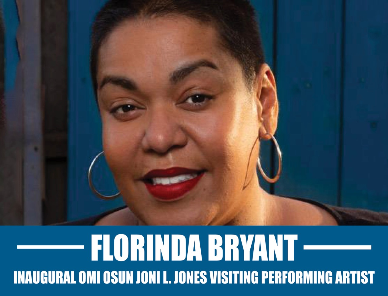 Performance of Florinda Bryant's critically acclaimed one-woman show BLACK DO CRACK