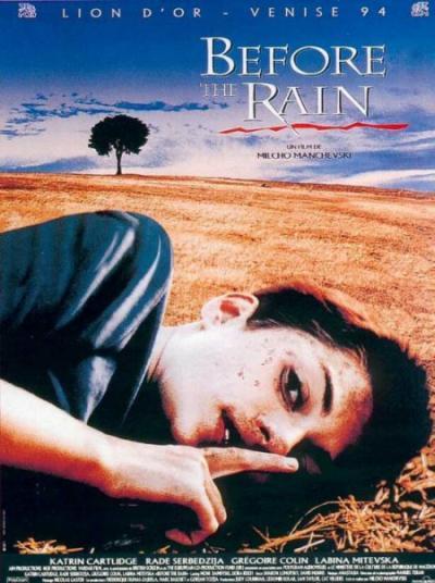East European Film Series: Before the Rain (Macedonia)
