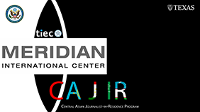 Capstone Event: Central Asian Journalist-in-Residence Program
