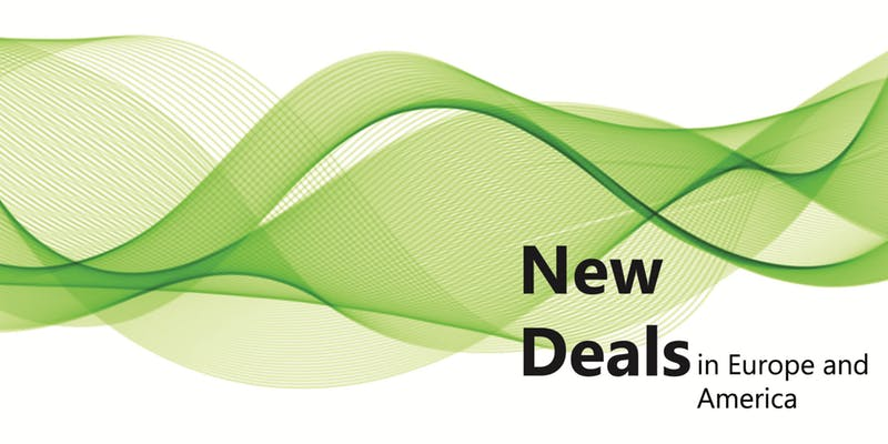 Conference: New Deals in Europe and America
