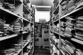 The Legality of Archival Authority: The Ba'ath Party Records and Historical Memory