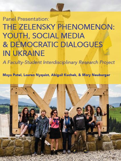 The Zelensky Phenomenon: Youth, Social Media & Democratic Dialogues in Ukraine