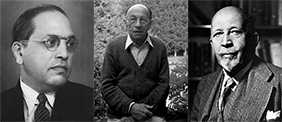 B. R. Ambedkar, Louis Dumont, and W. E. B. Du Bois