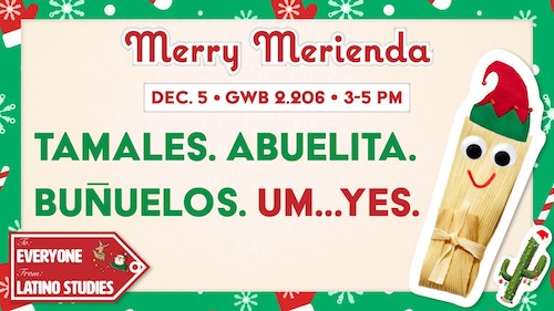 Merry Merienda