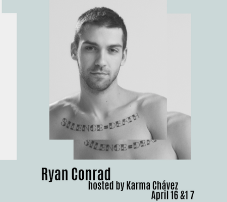 Queer Camaraderie with Karma Chavez and Ryan Conrad