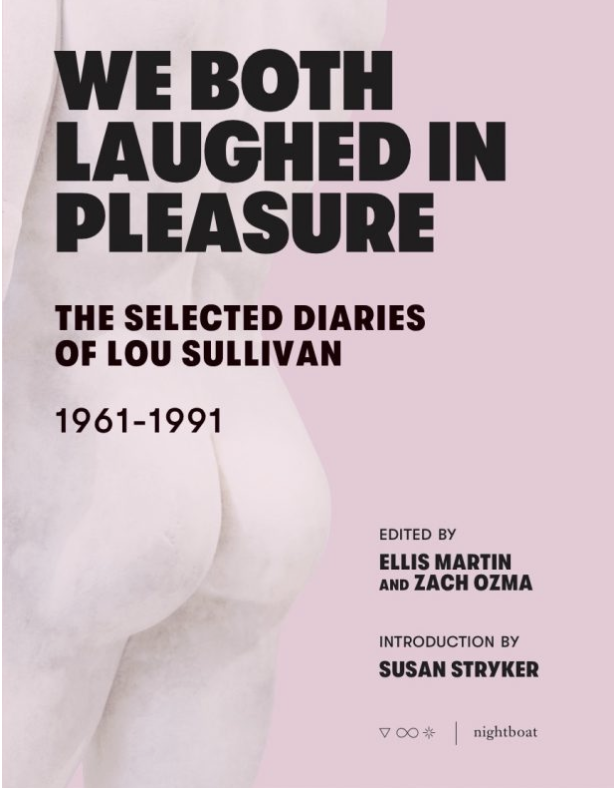 Lou Sullivan's diaries