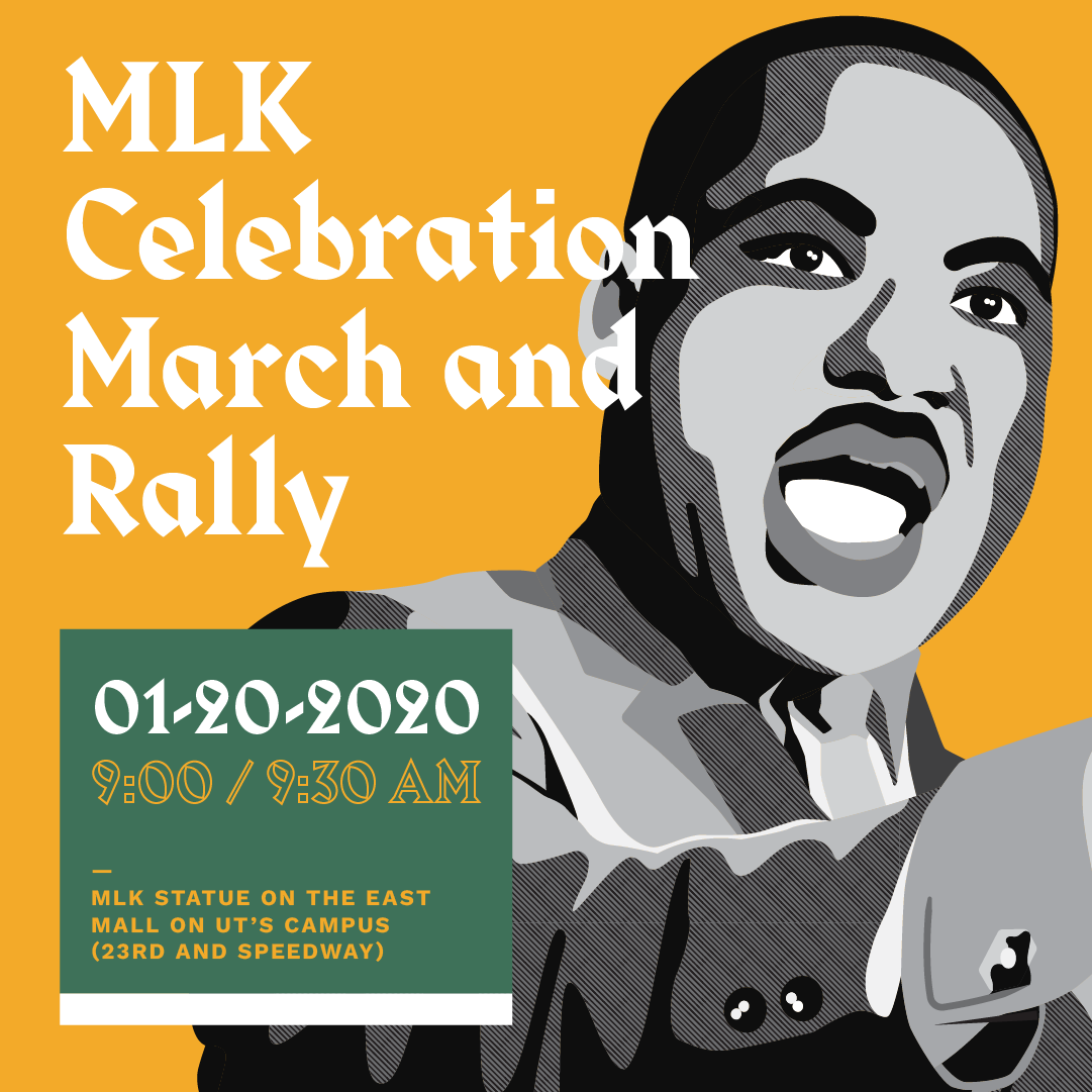 MLK Celebration March and Rally
