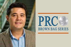 PRC Brown Bag: Javier Rodríguez from Claremont Graduate University