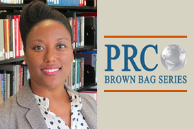PRC Brown Bag: Courtney Cogburn from Columbia