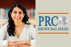 PRC Brown Bag: Jayanti Owens from Brown University