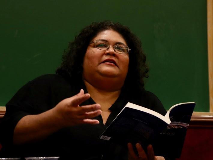 ire'ne lara silva, award-winning poet and writer from Austin, TX