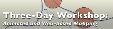 GISc Center Hosts AxisMaps Animated Web-Based Maps Workshop