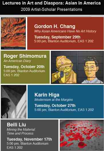 Lectures in Art and Diaspora: Asian American