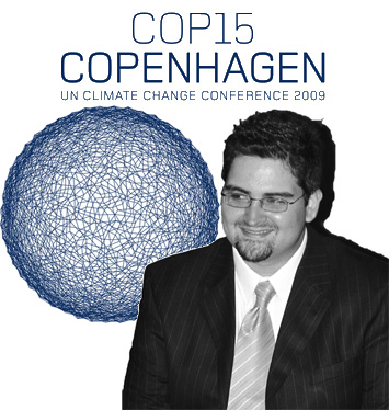 M. Anwar Sounny-Slitine is an official representative at the upcoming UN Climate Change Conference in Copenhagen