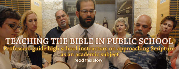 Religious Studies Department featured in Life & Letters magazine