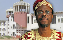 Dr. Toyin Falola recipient of chair of Modern African History At-Large from Benue State University, Nigeria