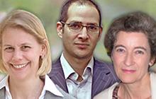 Tracie Matysik, Yoav Di-Capua, Alison Frazier