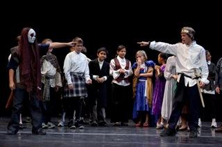 UT Children's Shakespeare Festival
