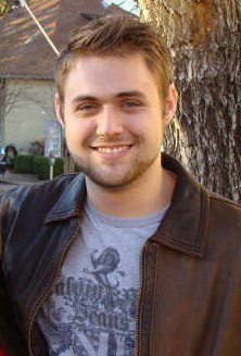 Ethan Alexander a Dean's Distinguished Graduate