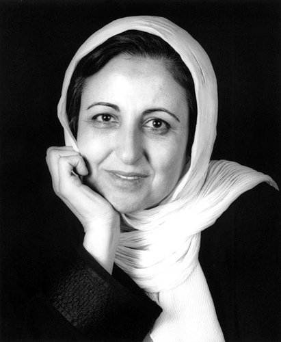 Interview with Dr. Shirin Ebadi wins national award
