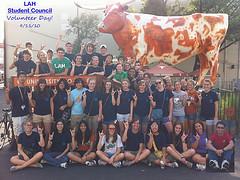 LAHSC Volunteer Group