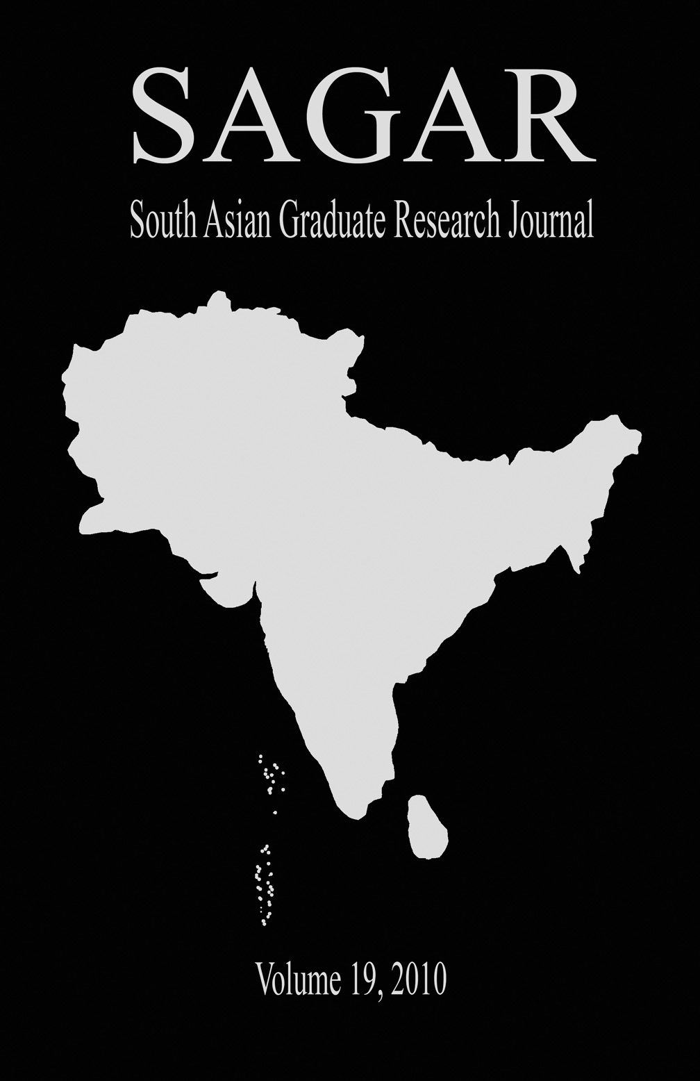 South Asia Graduate Research Journal Announces Call for Papers