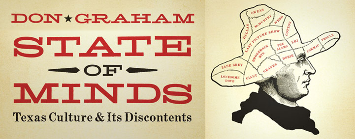 Professor Don Graham publishes essay collection 'State of Minds'