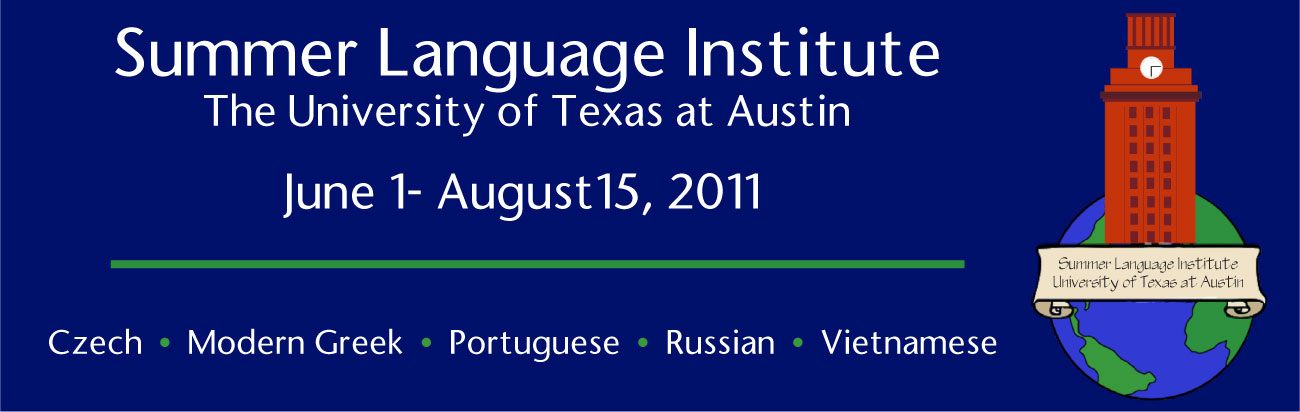 Intensive Summer Language Workshops Available at UT