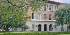 Garrison Hall, home to the History Dept.