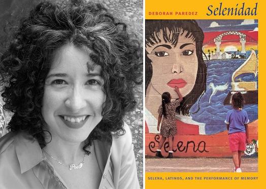 Associate Professor Deborah Paredez's 'Selenidad' wins honor