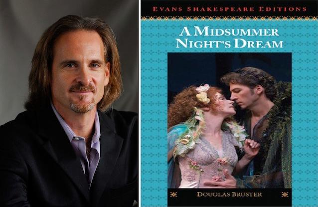 Professor Douglas Bruster publishes Shakespeare's 'A Midsummer Night's Dream'