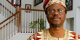 Prof. Toyin Falola