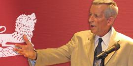 Prof. A.G. Hopkins delivers keynote address