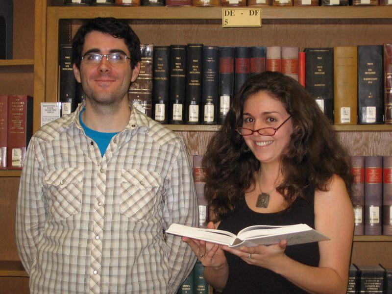 Stephanie Craven and Jonathan MacLellan awarded American School fellowships